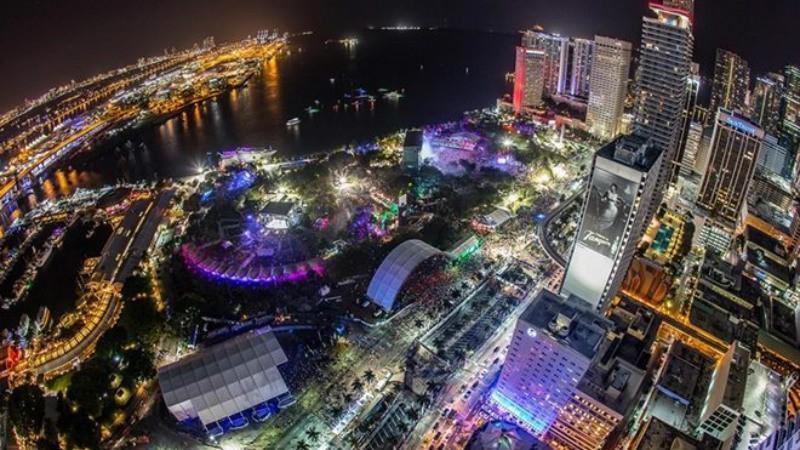 Bayfront-Park-Ultra Loveland Festival lanza su line up para su 25a edición