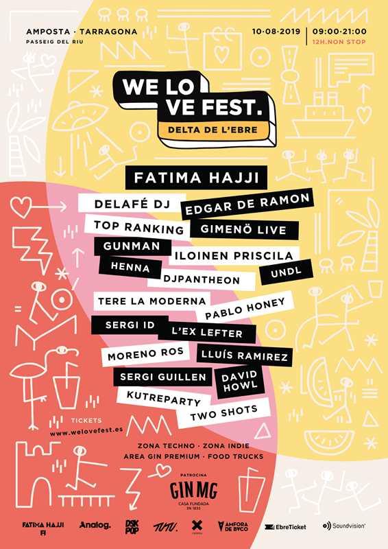 CARTEL-WE-LOVE-FEST-2019 We Love Fest