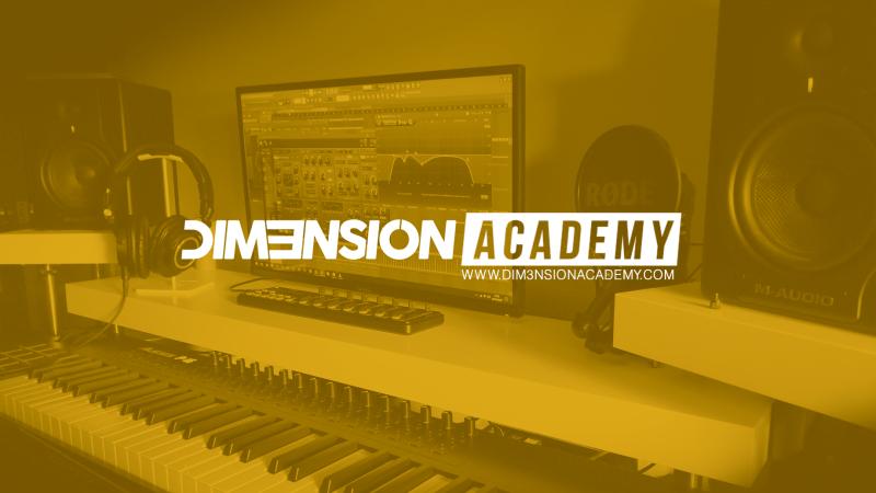 Photo of Producción de música electrónica. DIM3NSION Academy.