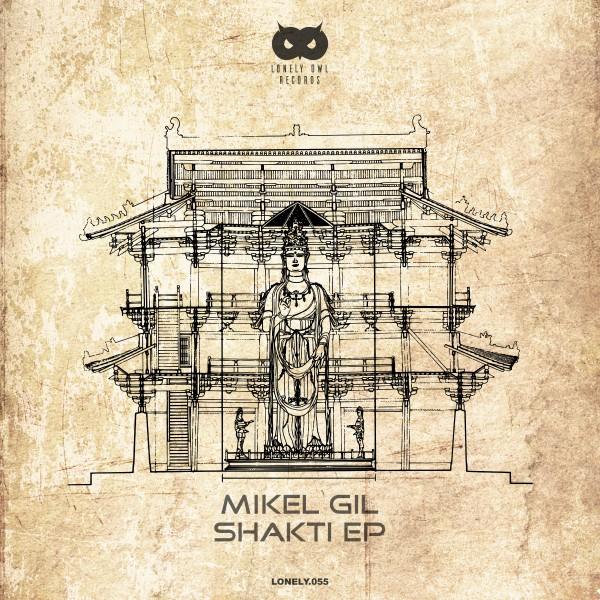 PORTADA-LOR-55 'Shakti' Ep es lo nuevo de Mikel Gil