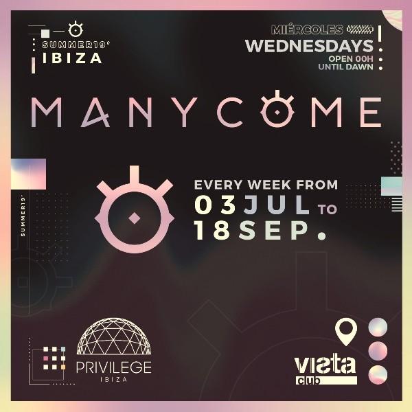 manycome-cartel-en-EDMred Manycome de Privilege Ibiza