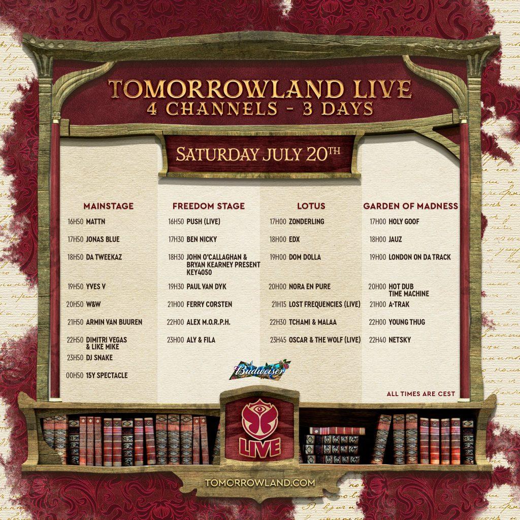 IMG_20190720_100705-1024x1024 Live stream de Tomorrowland (actualizado W2 2019)