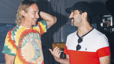 Photo of Valentino Khan y Diplo juegan al House con Justyoursoul