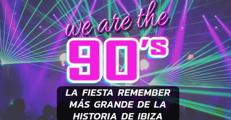 Photo of We Are The 90's en Privilege Ibiza