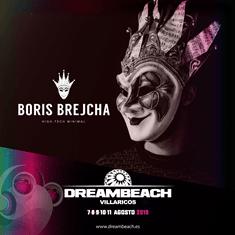 BORIS-BREJCHA 10 imperdibles de Dreambeach 2019