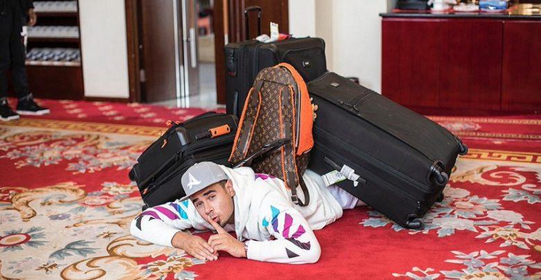 Photo of Afrojack diseña una mochila para ir de gira