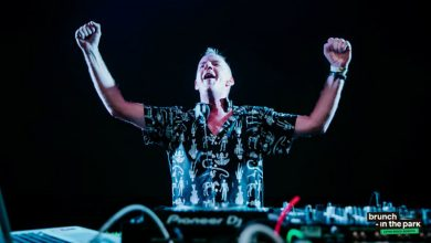Photo of Fatboy Slim puso patas arriba Brunch -in the Park