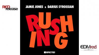 Photo of Jamie Jones & Darius Syrossian – 'Rushing'