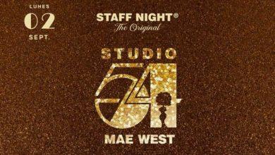 Photo of Mae West Granada presenta Staff Night – Studio 54 con Florian Picasso a la cabeza