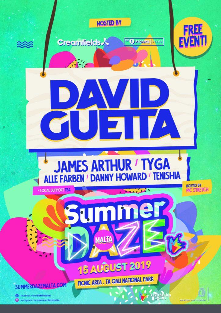 Summer-Daze-1-724x1024 Summer Daze Malta da el banderazo de salida