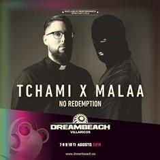 TCHAMI-X-MALAA 10 imperdibles de Dreambeach 2019