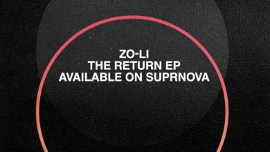 "Photo of ""The Return EP"" de ZO-LI sale por el subsello SUPRNOVA"