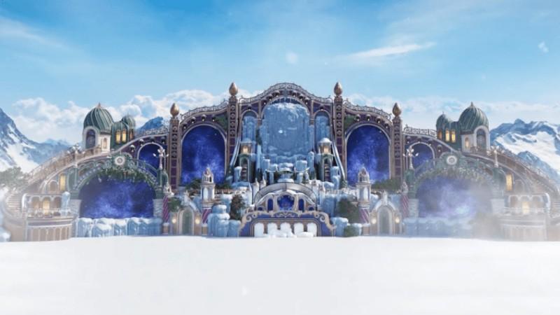 Tomorrowland-Winter Tributo a Tomorrowland Winter