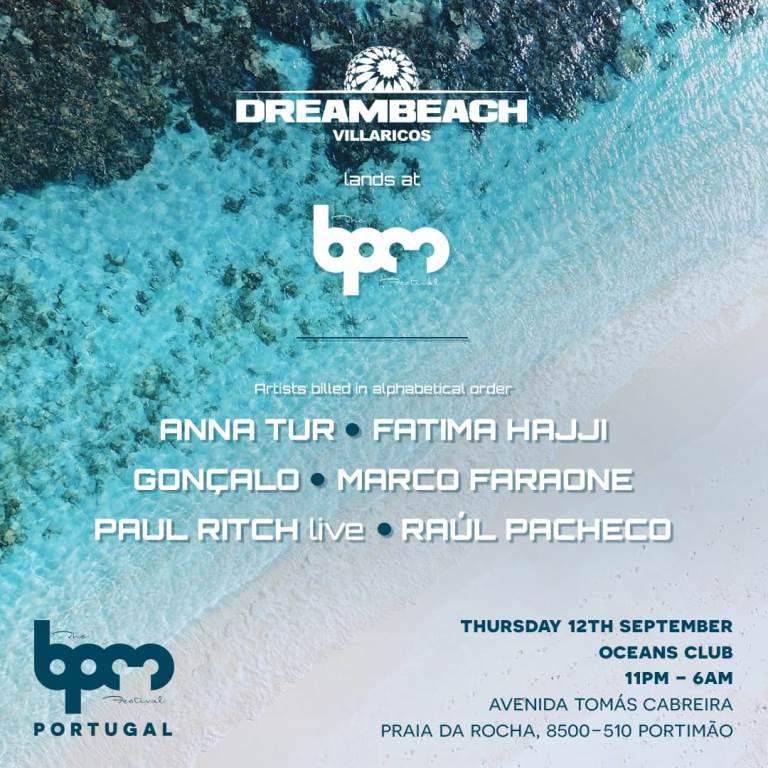 showcase-dreambeach-en-BPM-EDMred Dreambeach en The BPM Festival