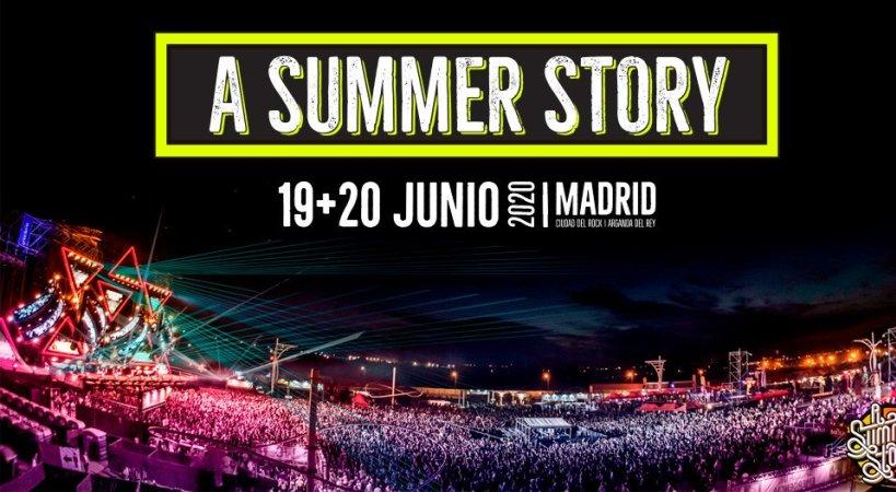 A-Summer-Story-2020-EDMred A Summer Story 2020 > Cartel, noticias e info actualizada