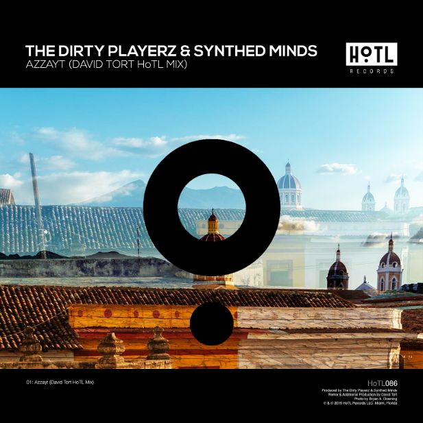 Azzayt-The-Dirty-Playerz-EDMred 'Azzayt' es el nuevo trabajo de The Dirty Playerz y Synthed Minds junto a David Tort