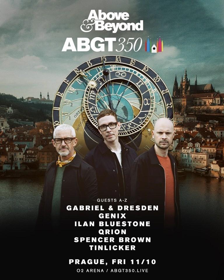 abgt-350 Above & Beyond revela el lineup completo de ABGT 350