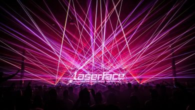 laserface by Gareth Emery
