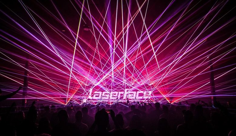 laserface by Gareth Emery