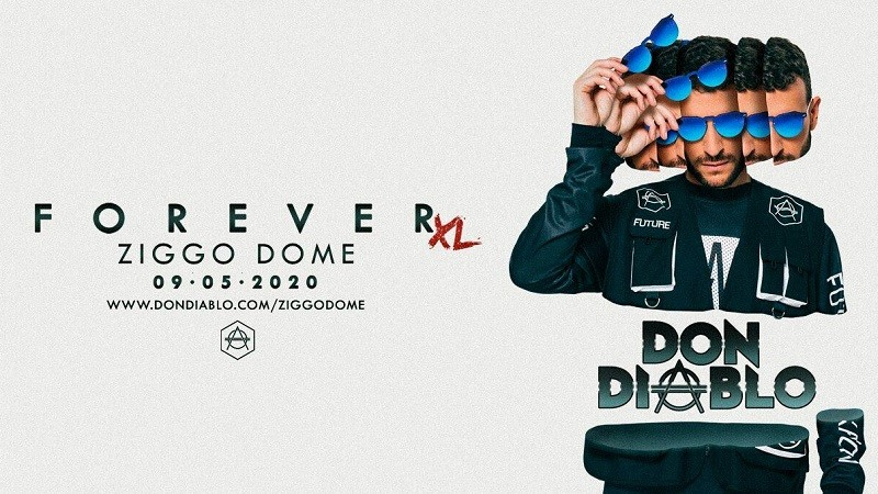 Don Diablo - Forever XL