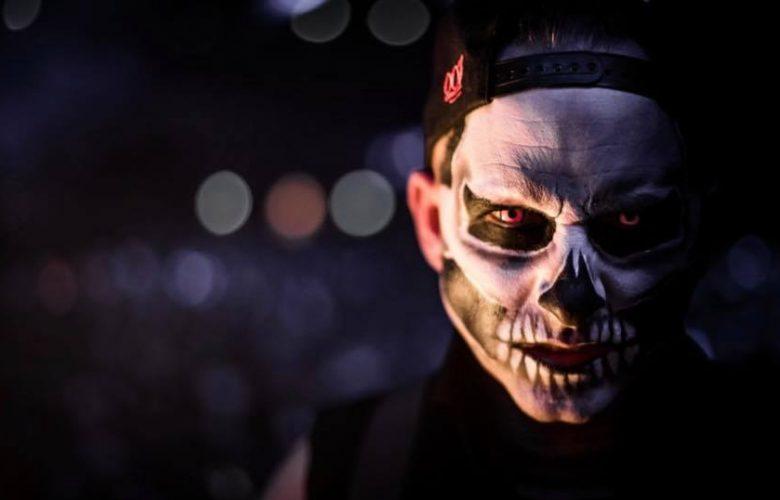 Halloween EDMred