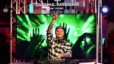 Madame Tussauds New York - Avicii