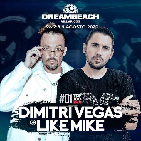 dimitri-vegas-like-mik-dreambeach-2020-EDMred Dreambeach 2020 > Cartel, noticias e info actualizada