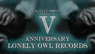 Photo of Kloset presenta V Aniversario Lonely OWL Records