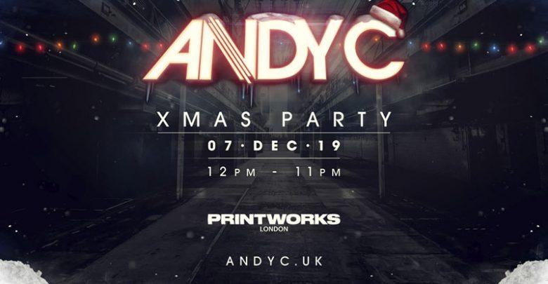 Photo of Andy C celebra las navidades con un set de 4 horas en Printworks Londo