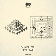 COVERLonely056 Mikel Gil cierra el 2019 con 'Hartor Ep' en Lonely Owl Records