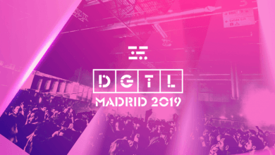 Photo of Cartel interactivo DGTL Madrid 2019