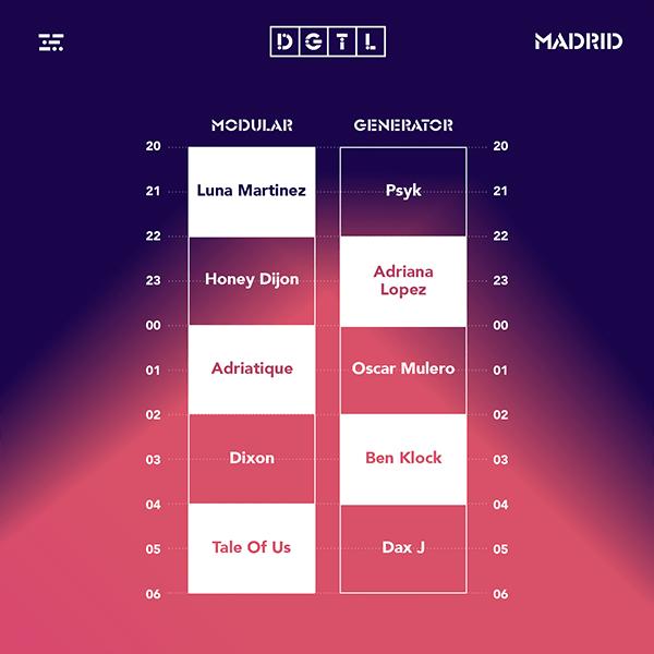hor_2b22 Horarios DGTL Madrid 2019