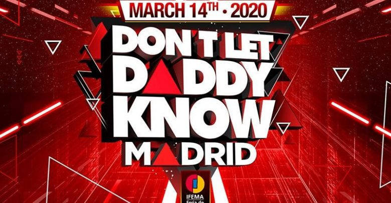 Photo of Don´t Let Daddy Know regresa a España