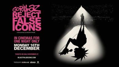 Photo of Gorillaz llega a los cines con 'Reject False Icons'