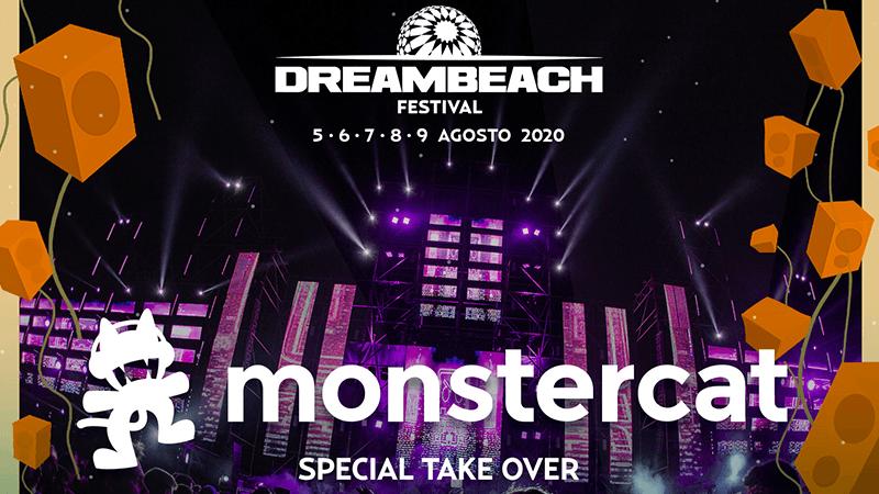 Monstercat-Takeover-en-Dreambeach-2020-EDMred Dreambeach 2020 > APLAZADO a 2021