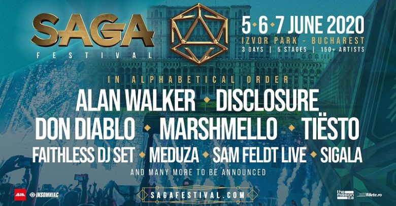 Photo of SAGA Festival 2020 > Cartel, noticias e info actualizada