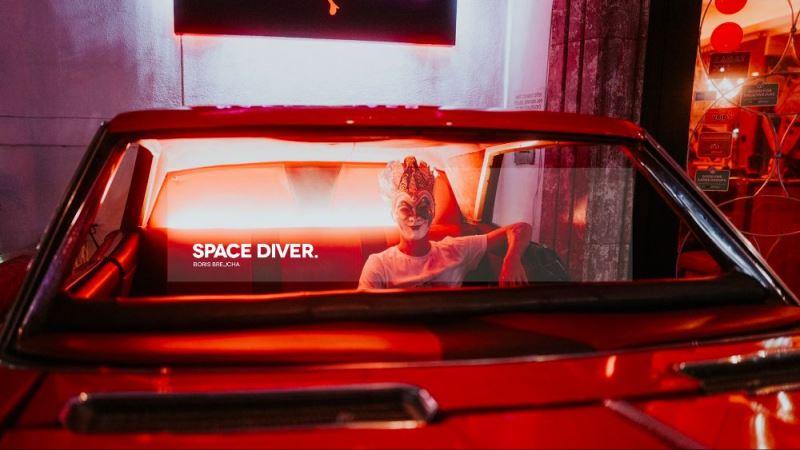 Boris Brejcha Space Diver