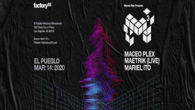 Photo of Maceo Plex combina sus 3 alías para su nuevo live show M³