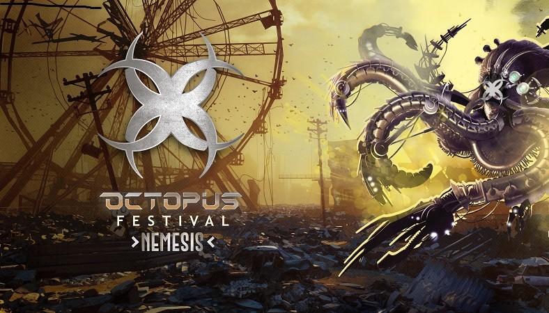 Octopus Festival-EDMred