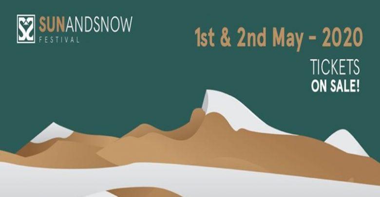 Photo of Sun and Snow Festival desvela las primeras confirmaciones para 2020