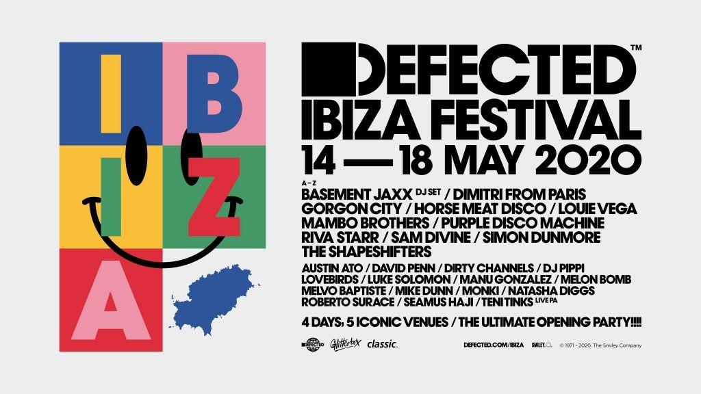 Defected-London-1024x576 Defected Ibiza Festival desvela su line up