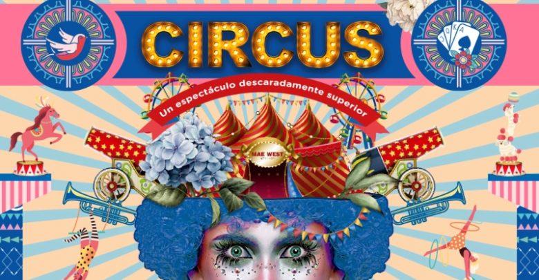"""Photo of Mae West Granada presenta Circus, """"un espectáculo descaradamente superior"""""""