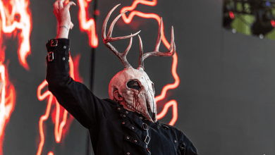 Photo of Svdden Death aparece levitando en su show Voyd