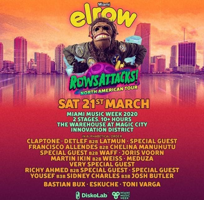elrow-miami-2020-en-EDMred Elrow Miami 2020 | MMW 2020
