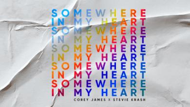 Photo of Corey James y Stevie Krash se unen para lanzar 'Somewhere In My Heart' por Size Records
