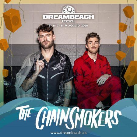 The-Chainsmokers-en-Dreambeach-2020-EDMred-450x450 Dreambeach 2020 > Cartel, noticias e info actualizada