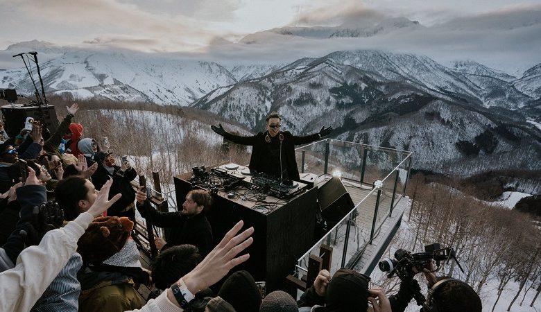 Photo of ZHU y Cercle llevan la electrónica a los Alpes japoneses