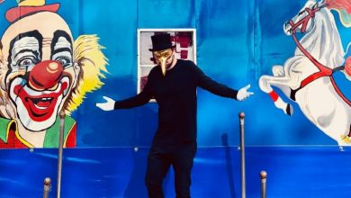 Photo of Claptone In The Circus