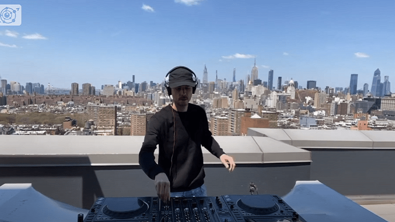 Cosmic Gate NY Rooftop