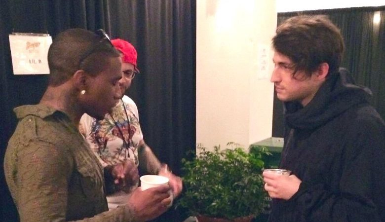 "Photo of Así reaccionó Porter Robinson al ""freestyle"" personalizado de Lil B"